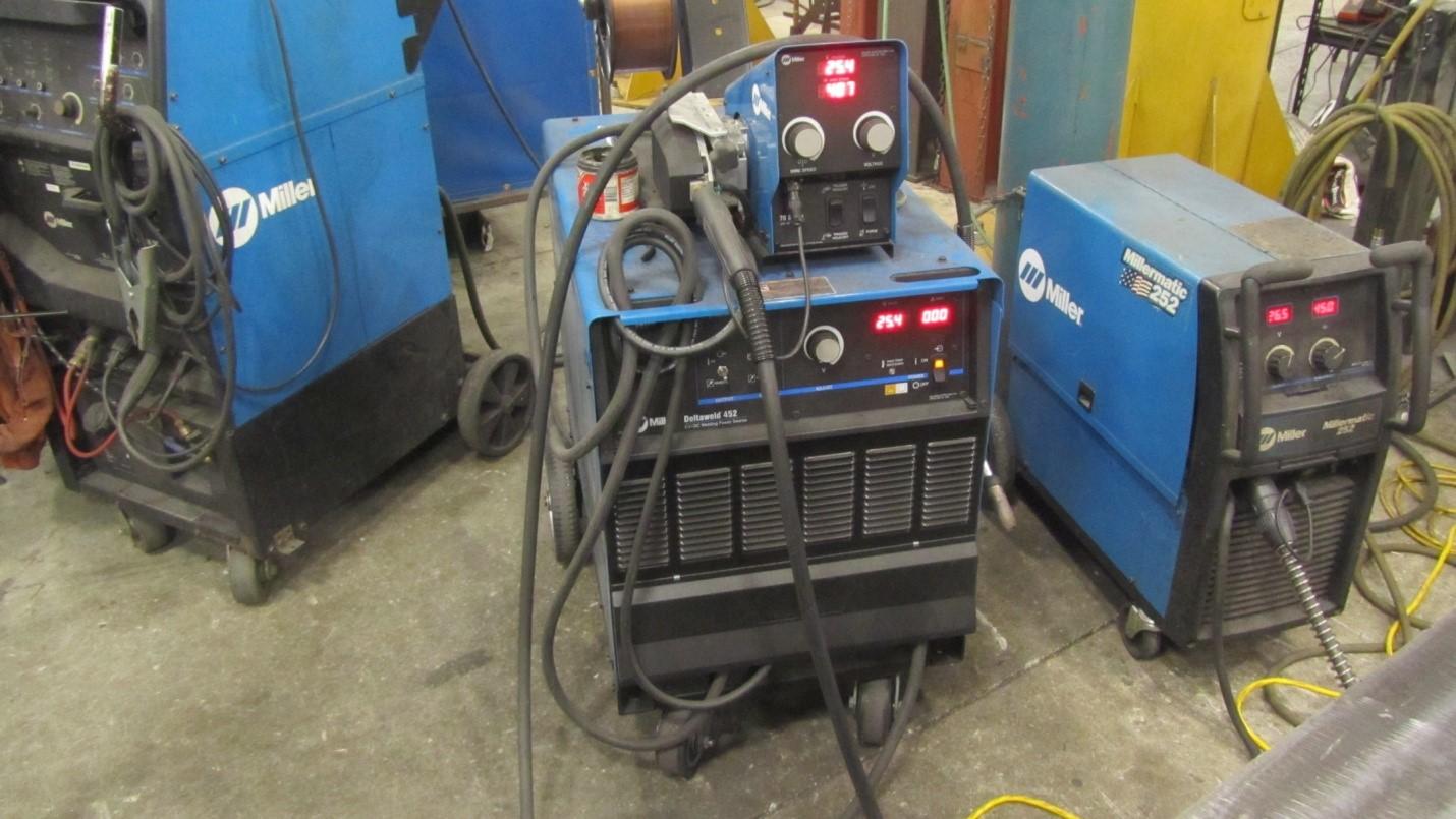 Wire Feeders, Welding Machines, Exhaust Systems, Solid Metals